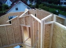 Holzrahmenbau - Neu