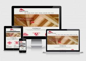 CADs neue webseite